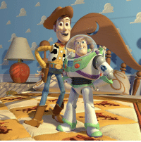 Memes, Toy Story, and 🤖: EAR ON THIS DAY: In 1995, Toy Story was released and our childhood's were made.