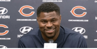 """""""I'm itching. It's been a long time since I've played football.""""  @52Mack_ introduced as the @ChicagoBears' newest star: https://t.co/XvuVJPhx9Q https://t.co/jLoEf4ia0E: EARS.COM  CHICAGOBEARS.COM  CH  NDAI  CHICAGOBEARS.COM  CHICAGOBEARS.COM  HV  aI  EARS.COM  CH """"I'm itching. It's been a long time since I've played football.""""  @52Mack_ introduced as the @ChicagoBears' newest star: https://t.co/XvuVJPhx9Q https://t.co/jLoEf4ia0E"""