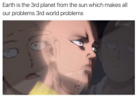 """<p>Could this OPM reaction image be successful? via /r/MemeEconomy <a href=""""http://ift.tt/2vLZKsh"""">http://ift.tt/2vLZKsh</a></p>: Earth is the 3rd planet from the sun which makes all  our problems 3rd world problems <p>Could this OPM reaction image be successful? via /r/MemeEconomy <a href=""""http://ift.tt/2vLZKsh"""">http://ift.tt/2vLZKsh</a></p>"""