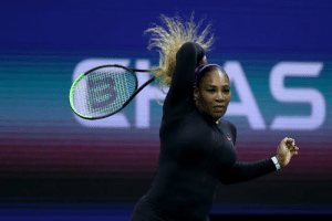 Serena Williams defeats Maria Sharapova in the first round of the US Open  Serena moves to 20-2 all-time vs. Sharapova in head-to-head matches 👏: EAS Serena Williams defeats Maria Sharapova in the first round of the US Open  Serena moves to 20-2 all-time vs. Sharapova in head-to-head matches 👏