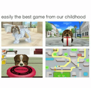 best game: easily the best game from our childhood  CEESEDAD
