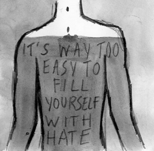 Tumblr, Blog, and Com: EASY TO  FILL  WITH  HATE sxcietyfeels:  So full of hate.