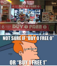 """Memes, Free, and 🤖: Eatizi  LCOME  I-FOR1  edits to /ujubjoe  NOT SURE IF """"BUY 0 FREE O""""  rC  SGAG  OR """"BUY1 FREE 1"""" WHO DESIGNED THIS?!"""