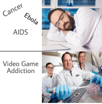 Be Like, Ebola, and Cancer: Ebola  Cancer  AIDS  Video Game  Addiction Boomers be like