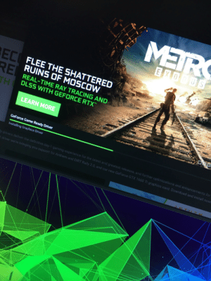 Frozen, Work, and Computer: EC  RE  FLEE THE SHATTERED  RUINS OF MOSCOW  REAL-TIME RAY TRACING AND  DLSS WITH GEFORCE RTX  LEARN MORE  GeForce Game Ready Driver  Installing Graphics Driver  y drivers deliver the defin  l driver we're bringing you support for Anthem and DIRT Rally 2.0, and our  itive day-1 gaming experience for t  he latest and greatest releases, and further optimiz  ations  and enhancements for  new GeForce GTX 1660 Ti grap  hics card. Download and install now I've had a lot of issues with downloading this new driver, I finally got it to this stage but it's frozen here. What should I do? Restarting my computer and retrying doesn't work.