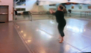 ech0winchester:  lizziedoesvetschool: kuklarusskaya:  yayamartin:  thisclockworkheart:  sjwcansuckmydick:  thisclockworkheart:  Because why not? ;-) Source  I don't think this counts as dancing. Or even skipping really. It's more of an exagerated waddle  So. Let me tell you about the day I took this video. It was the 1 year anniversary of my open heart surgery. It's about a year old, and I'd say it's pretty safe to say I've improved since then. In case you don't agree, let's take a look at some more at my exaggerated waddling. Waddle. Waddle waddle. *rolls across the floor* Clearly I am immobilized by my own mass. Oh wait… that's not it, is it? It sort of seems like the opposite. Almost as though the ability to dance is based on strength, effort and passion and not on being skinny. Strange concept I know, let's see if you can wrap your tiny little mind around it.  not to mention she wasnt waddling at all.. That was clearly a jete, chasse, and assemble.. not waddling. ballet…   Yo. Professional ballerina speaking here. Clearly she is performing a saute arabesque, chasse, step-step, assemble devant with arms in fifth. And as a teacher too, I can't find much technically wrong with it at all. Which means not only is she a gifted dancer, she has a wonderful technical foundation that she is executing properly and with lovely mannerism. Being a ballerina isn't about how much you weigh. Give me this girl ANY day for a student or dancer to work with. Clearly she has the knowledge and the passion, which means she will be a joy to work with. Also, for those of you criticizing, you clearly have NO idea how difficult it is to execute a develope ecarte derriere the way she is at the barre in one of her later photos. This takes YEARS of dedicated training, as well as extensive natural facility, such as turnout, which she clearly demonstrates here. So maybe before you peons thinking you're masters of ballet judge dancers based on weight, you should actually learn about ballet and t