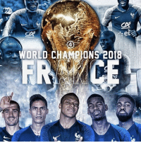 Memes, France, and Link: ed  4  WORLD CHAMPIONS 2018 France are the new champions of the world🔥@umerosports is selling superstar jerseys from every team for only $39.99😱 This is your last chance to get your favorite player's jersey 50% off❗️ - ✅Fifa certified ✅Authentic logos and lettering ✅Machine washable ✅On sale today - Hurry now they are selling out quick! (Shop Now Link In Bio)