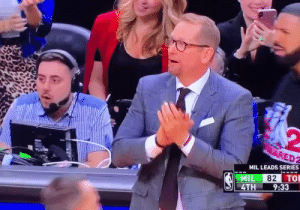 Drake, Massage, and Memes: ED2  MIL LEADS SERIES  82  TOI  MI  4TH9:33 Drake giving Nick Nurse a quick neck massage😂 https://t.co/R3prXWtV1t