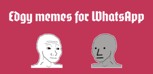 Wojak & Pepe Meme Stickers WhatsApp WAStickerApps - Apps on Google Play: Edgy memes for WhatsApp Wojak & Pepe Meme Stickers WhatsApp WAStickerApps - Apps on Google Play