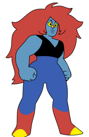 edit-universe:  i'm disappointed with how this came out. undyne doesn't have many colors, so i had to take away a lot of jasper's colors and uniform.  Perfection: edit-universe:  i'm disappointed with how this came out. undyne doesn't have many colors, so i had to take away a lot of jasper's colors and uniform.  Perfection
