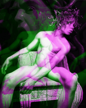 edmondsimpsonredux:Edmond Simpson 'Son Of Medusa' redux (04-20): edmondsimpsonredux:Edmond Simpson 'Son Of Medusa' redux (04-20)