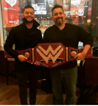 Finn Balor received the gift of a Universal Title made of Legos   The 434 Club: EDNESD  CHAMPION Finn Balor received the gift of a Universal Title made of Legos   The 434 Club