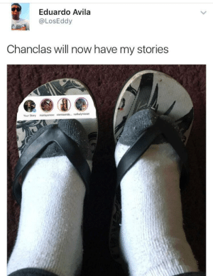 Technology, Amazing, and How: Eduardo Avila  @LosEddy  Chanclas will now have my stories  Your Story mariayanesc olenkaanda. nathalyhteran Its amazing how technology changes over the years