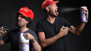 Edward Jenner and his assistant demonstrate a cure for smallpox using a controversial new medical advancement - circa 1796: Edward Jenner and his assistant demonstrate a cure for smallpox using a controversial new medical advancement - circa 1796