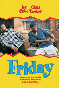 Chris Tucker, Ice Cube, and Today: ee Chris  Cube Tucker  a lot can go down  between thursday  and saturday 23 years ago today, the film 'Friday' was released starring Ice Cube and Chris Tucker! 📽🔥💯 @IceCube @ChrisTuckerReal https://t.co/7ESP2m9xtL