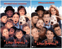 Memes, 🤖, and Little Rascals:  #EEcuseeuls20th  LimLe RASCALS.  双座06 MMS bithG10QN-  D vision  zuso cou The Little Rascals, 20 years later
