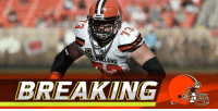 Memes, Browns, and 🤖: EELAND  BREAKING .@Browns tackle Joe Thomas retiring after 11 seasons: https://t.co/IJvHLAH0P5 https://t.co/kGVJtCYcQm