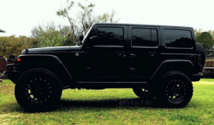 Memes, Blacked, and Jeep: eepife RT @_JeepsDaily: All I need is a Blacked Out Jeep 😈 https://t.co/MfLLsTja4o