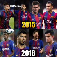 Here's a little rewind with some of my best posts this year 🔥 What was your favourite @Footy.Base post of 2018? 👇 FBArmy: eFooty.Base  QATAR  AIRWAYS  QATA  AIRWA  TARE  AIRWAYS  2015  AIRWA  Rakuten  deten .2018 ,den  kuten Here's a little rewind with some of my best posts this year 🔥 What was your favourite @Footy.Base post of 2018? 👇 FBArmy