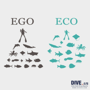 scuba: EGO ECO  DIVE.in  Online Scuba Diving Magazine  Ww W. DIVEIN. COM