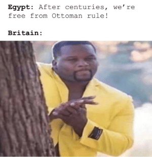 Colonisation in 3: Egypt: After centuries, we're  free from Ottoman rule!  Britain Colonisation in 3