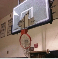 "Dunk, Memes, and 🤖: EI Backboard Breaking Dunks Pt. 2 COMMENT ""DUNK"" LETTER BY LETTER 🚀 Follow @crazyfilm for more 😈 ( via @seriousdunk )"