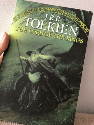 God, Oh My God, and The Lord of the Rings: EIXMNKN} !ABIMNRMP  |RR  TOLKIEN  THE LORD OF THE RINGS OH MY GOD I CANT WAIT TO READ THE WINDS OF WINTER