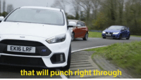 Memes, Focus, and 🤖: EKI6 LRF  that will punch right through Full vid live now! 🙌 Link in bio! In tonight's video we put AWD, RWD and FWD against each other on track with the Focus RS, M140i and a Civic Type R.