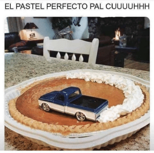 Perfect for the upcoming holiday season ?: EL PASTEL PERFECTO PAL CUUUUHHH Perfect for the upcoming holiday season ?