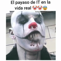 OMG 🤡🤤 Jajaja Etiqueta a tus amigos para que flipen! Sigueme @mehasjodido para más👈 _ fun funny vine girl boy photooftheday instasize awesome water crazy mad happy followforfollow likeforlike passion smile travel adventure jump fail fall fit fitness healthy me instagood instadaily instamood: El payaso de IT en la  vida real  Instagram:@Mehasjodido OMG 🤡🤤 Jajaja Etiqueta a tus amigos para que flipen! Sigueme @mehasjodido para más👈 _ fun funny vine girl boy photooftheday instasize awesome water crazy mad happy followforfollow likeforlike passion smile travel adventure jump fail fall fit fitness healthy me instagood instadaily instamood