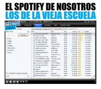 ¿Lo recuerdas? ¡Ya estás viejo! 😂: EL SPOTIFY DE NOSOTROS  LOS DE LA VIEJA ESCUELA  RECREO  VIRAL  e Reproductor Busqueds Descergas Chst Panel de Control  nueva bisa eda | the klers (751  roby (1846) al deep house (564  s simiares  deep house  Tpo  B④ The One (Orignal Mu)  Ibiza in my sou  ·困Money For Nothing  +園Madorna house remix  7.341 KB Creos 49Usuns  5091 KB★☆★  3636 KB☆☆☆  3994 KB☆☆☆  Deep Desh feat.  Audo  ^  Busca ohora  Detener  Carl cox  0tep Osh  Deep doh  15 UsuanosL  14 Usuanos  12Usuros  O Todo  Deeph  Say helo Redo Ed  +4] wrong(Deep Dish R  +4] Transformers Rove nx  11.312KB ☆☆  aasB ☆☆  5508 KB ☆☆  Everything ht  Trance & Hous  Audo  Audo  7Usuns  7Ususes  7Usuanos  Deep house electro Buddha bar  O software  112.047KB☆☆  Steve lwler  D, Deveed  Sharon (R. De  Audio  7Usuarios  Audo 22.774 KB ☆☆ 5Uusros  6582 KB ☆☆ 4Usuros  Audo 12.532 KB ☆☆ 4Usuns  TECH& MINDMAL HOUSE D) Hector Gamez Audo72.817KB3 Ususrios  13.951 KB ☆☆ 3usuarios  +gl Dr.House 2x13SnD 2x 13 Dr. House Weo 98.803KB ☆☆ 3Usuns  ·A] Sumener tuse sesson. . . Deep house mix Audio 112.450 KBOr☆ 3usuuos  12.932 kB ☆ 3Uuns  Essertal deco 1  H) Deep Horse Mic (Bob  Audo  + The One  +We Gonna Feel t Dik.. Deep Dish  Flashdance_ OriginMx Deep Dich  13.951 KB Ortr  Deep Dish  tbiza in my sou  ibizs in my so  Audo 5095 KB  Rapture Deep Dish Re  llo  Audo 12.205 KB ☆☆ 3Uusos  2:27 564 (747) resutados paro deepDreams Fost. eve  Deep Dish  FRro  Deep House Music ¿Lo recuerdas? ¡Ya estás viejo! 😂