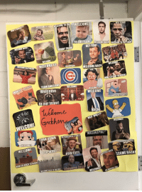 """Meme overload at my work: ELCOMEI  WELCOME TO T  WELCOME  TOTHETEAM WELCOME BACK WELCOME TO THETEAM  FUNNY FARM  HEV.YOU!  WELCOME  WELCOME TO  WELCOME BACK  WELCOME!  UBS  NOW, LETS GO TO WOR  TEAM AWESOME  Welcome  WELCOME!  WELCOME  WELCOME  to our team!  WELCOMETO THE TEAM  lleme  CK  T??  WAIT, W  ELCOME  WELCOME!!  HOUSEKEEPING?""""  TURN DOWNO OUR WORK CUS  WELCOMET  WELCOME  FOR-WHAT  HOW CUT  LCOME BACK  NOW GO BACK TO WORK  WELCOME BACK TO THE CHI!!  elom  WELCOME!! Meme overload at my work"""