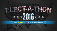 Elect-A-Thon: Paul Feig, A 4/20 Tutorial, and The Jew Vote: ELEC-A-THON  2016  LIVE FUNNY ELECTION COVERAGE Elect-A-Thon: Paul Feig, A 4/20 Tutorial, and The Jew Vote