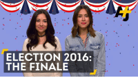 Finals, Memes, and Covers: ELECTION 2016  THE FINALE Join us on Tuesday as the results roll in! We'll be covering what goes down, AJ+ style.
