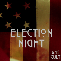 Memes, Watch, and 🤖: ELECTION  NIGHT  AHS  CULT Thoughts on the AHSCult premiere? Missed it? Watch it on the FXNOW app. 🤡