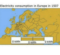 "Beautiful, Memes, and Europe: Electricity consumption in Europe in 1507  0 kWh  0 kWh  0 kWh <p>Data IS beautiful via /r/memes <a href=""https://ift.tt/2ws9zRF"">https://ift.tt/2ws9zRF</a></p>"