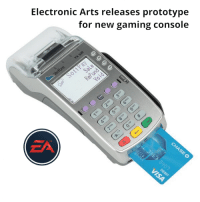 Electronic Arts, Gaming, and Arts: Electronic Arts releases prototype  for new gaming console  EA