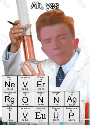 Elemental Rick Roll: Elemental Rick Roll