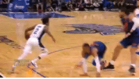 Memes, Russell Westbrook, and 🤖: Elfrid Payton drops Russell Westbrook! https://t.co/FgmusGKP6E