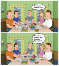 Family, Memes, and Thanksgiving: Eli, can you  pass the ham?  On second  thought, you  better let  Peyton do it. Manning family thanksgiving