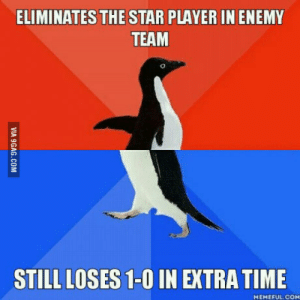 France, Match, and Portugal: ELIMINATES THE STAR PLAYER IN ENEMY  TEAM  STILL LOSES 1-0 IN EXTRA TIME  MEMEFUL COM Amazing job portugalHard luck FranceAmazing match