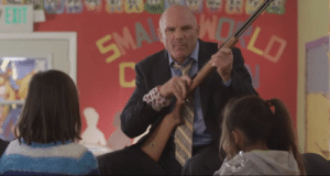Alive, Children, and Girls: ELIT meme-mage:    Gun Safety gone wrong     A classroom of innocent children are about to get a Real life lesson in insanity. As Patrick Kilpatrick takes his day off from dying in action movies to teach these young girls about the importance of Gun Safety, and as long as they keep quite they may just get through it Alive https://www.youtube.com/watch?v=1FuD7vx4fXo
