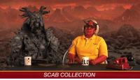 Dank, Collective, and Back: ELL  SCAB COLLECTION #YPF is back.