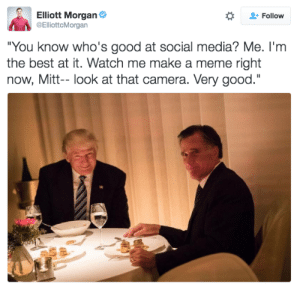 """Trump the Meme Maker 