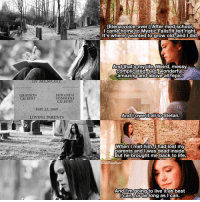 [1x01-8x16] I love these parallels so much! Even the crow was there and in the pilot, Elena walked away from Damon hiding in the fog and now she walked away with Damon together WHAT A GLOW-UP 😍😍😍 ⠀ I'm doing a video with parallels of the pilot and the finale and I'll post it soon! ⠀ Q: Pilot or season finale? ⠀ My edit give credit [ delena damonsalvatore elenagilbert tvd thevampirediaries vampirediaries tvdforever 8x16|161.3k]: ELM  MIRANDA  GRAYSON  SOMMERS  GILBERT  GILBERT  MAY 23, 2009  LOVING PARENTS  [Elena voice-over 1 After med school.  I came home to Mystic Falls.  right.  It's where Owanted to grow old and I did.  And  that Smy life. Weird, messy,  complicated sad wonderful  amazing and above all epic  And Iowe it all to Stefan.  When I met him, I hadilost my  parents and was dead inside.  But he brought me back to life.  And Rm going to live it as best  I can for as long as I can. [1x01-8x16] I love these parallels so much! Even the crow was there and in the pilot, Elena walked away from Damon hiding in the fog and now she walked away with Damon together WHAT A GLOW-UP 😍😍😍 ⠀ I'm doing a video with parallels of the pilot and the finale and I'll post it soon! ⠀ Q: Pilot or season finale? ⠀ My edit give credit [ delena damonsalvatore elenagilbert tvd thevampirediaries vampirediaries tvdforever 8x16|161.3k]