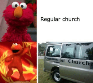 Elmo does leetle dance for muhthuh rushia: Elmo does leetle dance for muhthuh rushia
