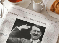 kek -Kaiser Bob: ELN TIMES Tuesday Februar, un  Local Man Found To Have Done Nothing Wrong  Reich  Latest News  0000  Thai beer on tap kek -Kaiser Bob