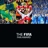 Just one week left to vote for the first ever winners of the FIFA Fan Award. The nominees are: Iceland 🇮🇸 fans; DenHaag 💚💛 fans; or the fans of Liverpool ❤️ & BVB 💛🖤. Who is TheBest. 🗳 now: www.fifa.com-the-best-fifa-football-awards-fan-award Knuffelactie BorussiaDortmund EchteLiebe YNWA HÚ: ELO RORO  Stan  LIV  THE FIFA  FAN AWARD  1521 Just one week left to vote for the first ever winners of the FIFA Fan Award. The nominees are: Iceland 🇮🇸 fans; DenHaag 💚💛 fans; or the fans of Liverpool ❤️ & BVB 💛🖤. Who is TheBest. 🗳 now: www.fifa.com-the-best-fifa-football-awards-fan-award Knuffelactie BorussiaDortmund EchteLiebe YNWA HÚ