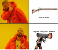 "choices are hard, titles are harder via /r/memes https://ift.tt/2BNj522: elon muskett  dwyane ""the glock"" johnson choices are hard, titles are harder via /r/memes https://ift.tt/2BNj522"