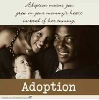 "Life, Tumblr, and Blog: eloption means you  instead of her ummy.  Adoptiorn  Fscebook.cors/Heartbeatintemationa <p><a href=""http://cultureshift.tumblr.com/post/95246992977/choose-life-choose-adoption"" class=""tumblr_blog"">cultureshift</a>:</p>  <blockquote><p><strong>Choose Life. Choose <a href=""http://www.adoptuskids.org/"">Adoption</a>.</strong></p></blockquote>"